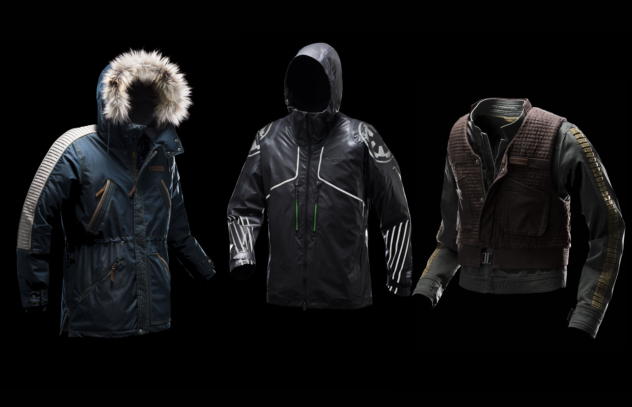 Columbia Goes Rogue With Star Wars Jackets Gearjunkie