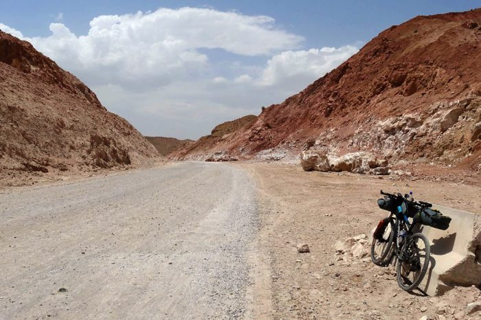 Silk Road, Uzbekistan bike packing