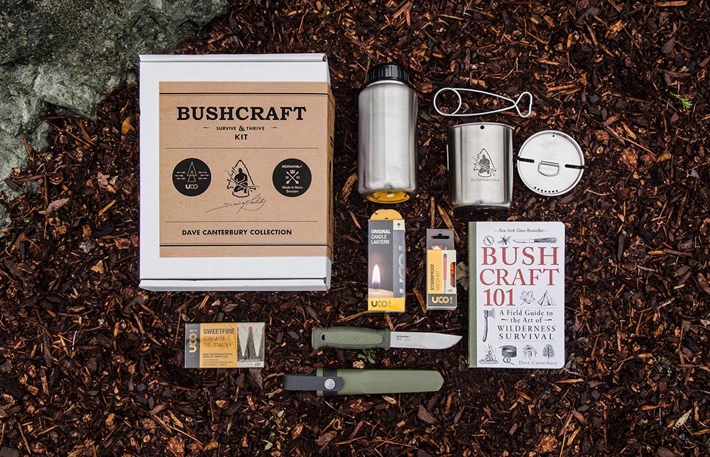 Get 'Bushcraft' Basics In Morakniv Kit