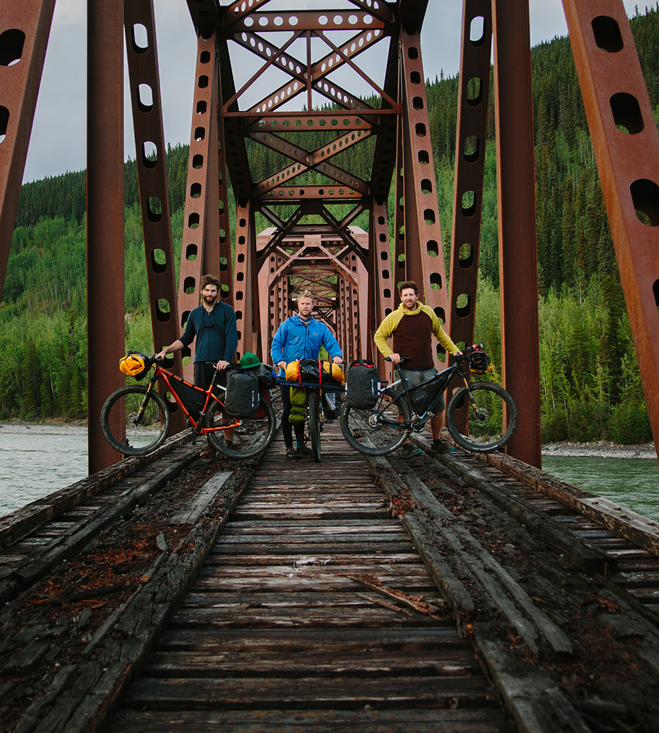 colin arisman bikerafting sacred headwaters