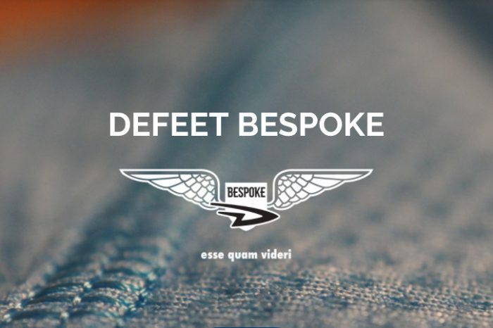 Defeet Bespoke Crowd-funded apparel