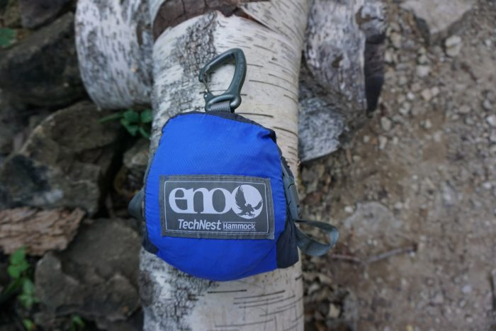 ENO TechNest Hammock Bundled