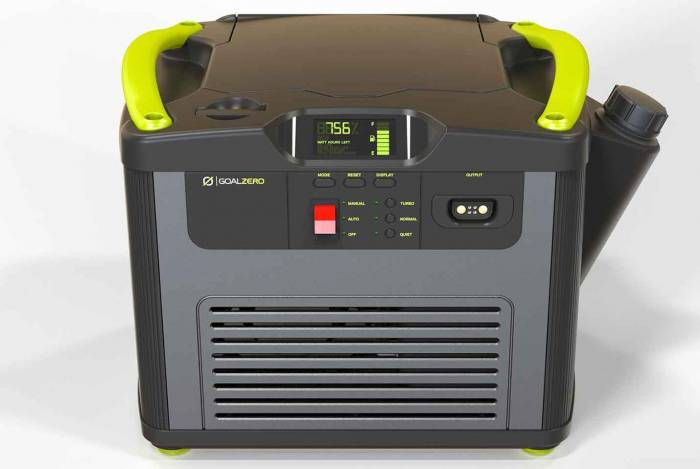 Fuel gas generator from Goal Zero