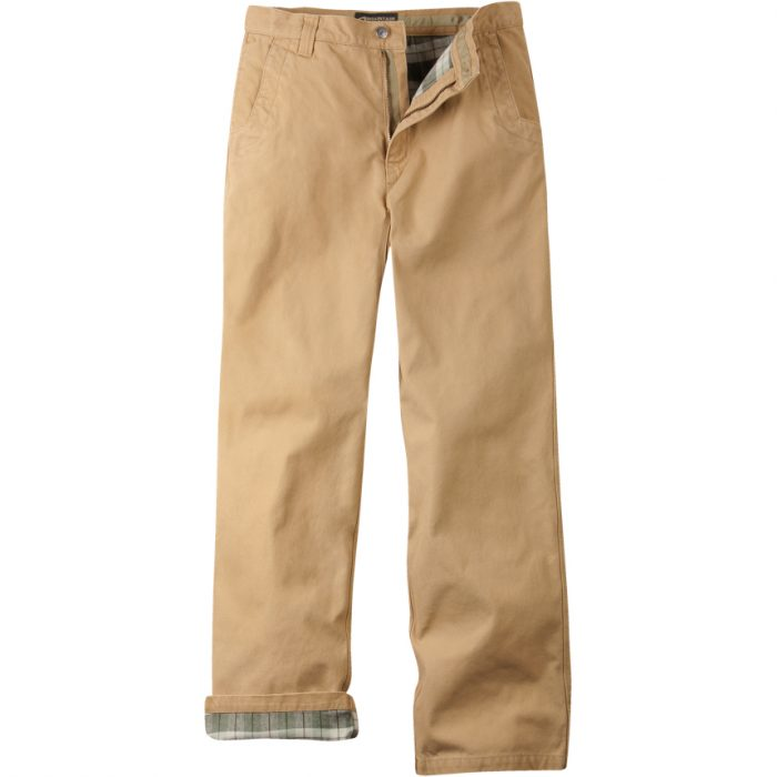 Mountain Khakis Original Flannel Mountain Pant