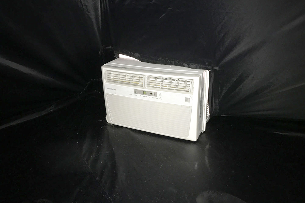 buffalo tent ac unit