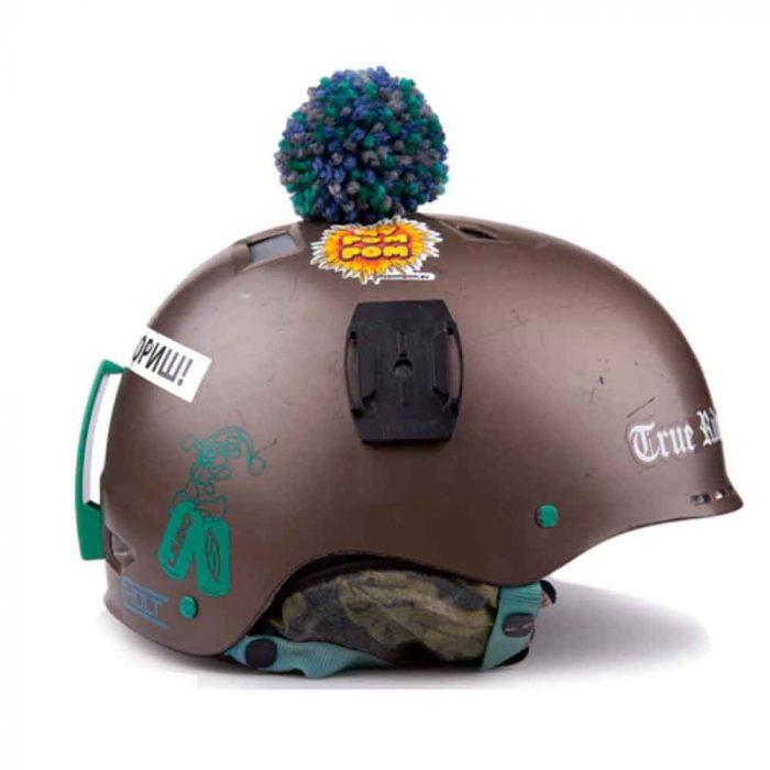 pom pom helmet