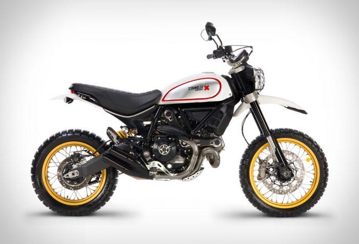 Ducati's Scrambler Desert Sled Motorcycle
