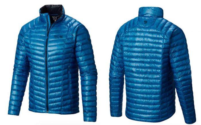 Mountain Hardwear Ghost Whisperer puffy jacket