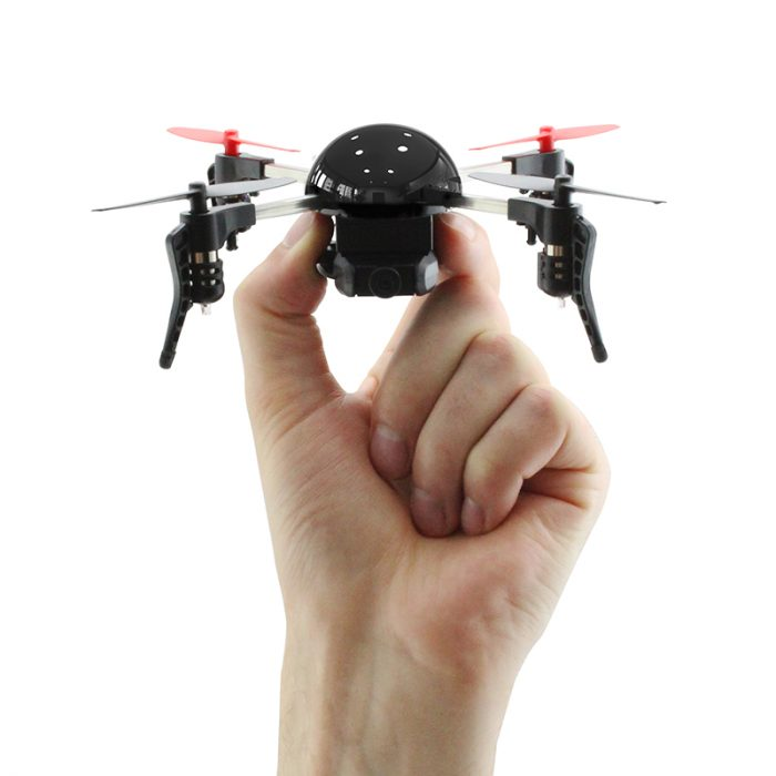 Micro drone with gimbal