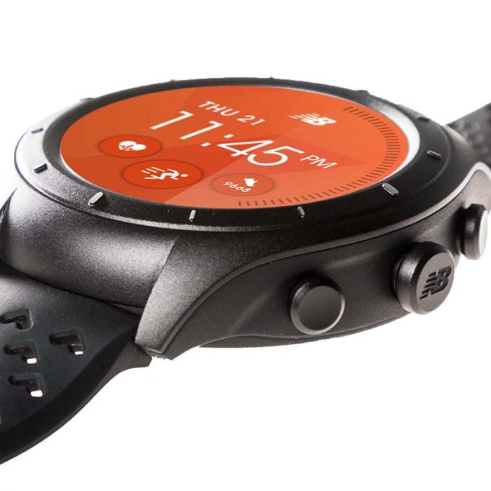 New balance smart watch