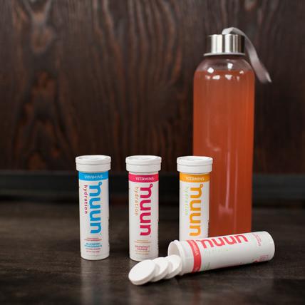 nuun hydration vitamins