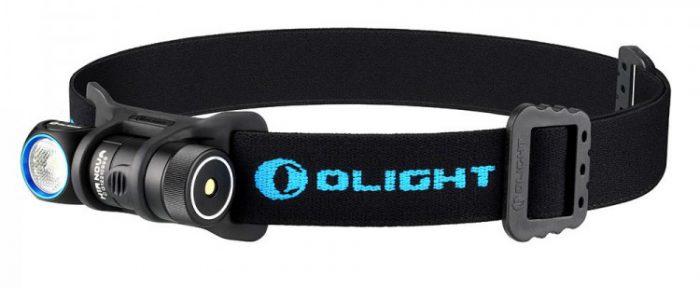 Olight H1R Nova baton flashlight