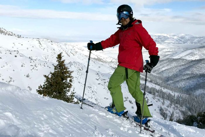 2fd2be36cf9 First Look  Outdoor Research  Skyward  Ski Jacket