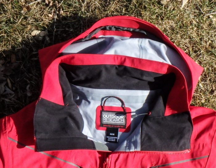 Outdoor Research backcountry ski jacket review