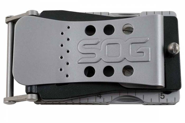 Sog Belt Buckle Multi-Tool