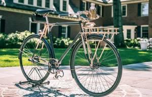 Williamson Goods and Supply $35,000 Wheelmen Bicycle