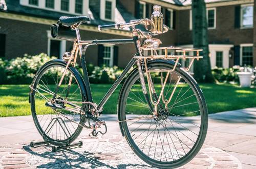 Williamson Goods and Supply $35,000 Wheelmen Bicycle