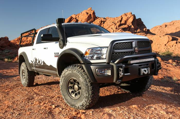 Ram Prospector Xl For Sale >> Dodge Ram Overland Overhaul: AEV 'Prospector' XL | GearJunkie