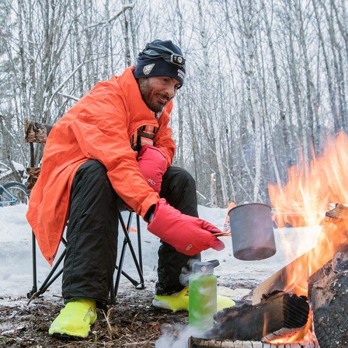 Arrowhead 2017 campfire