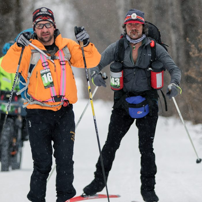 2017 arrowhead 135 skiers