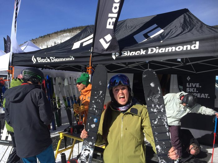 6 top skis for the 2017 2018 winter season: Black Diamond Boundary Pro