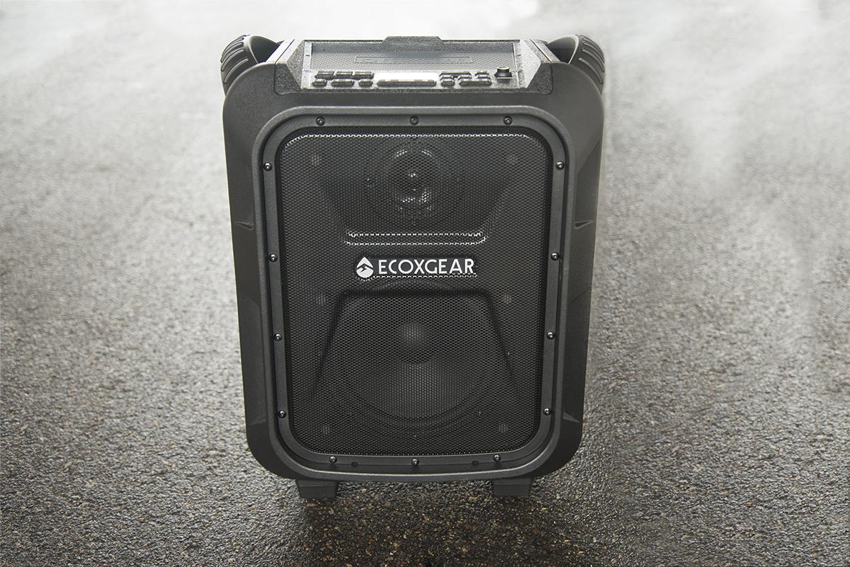 Ecoxgear portable bluetooth speaker 3