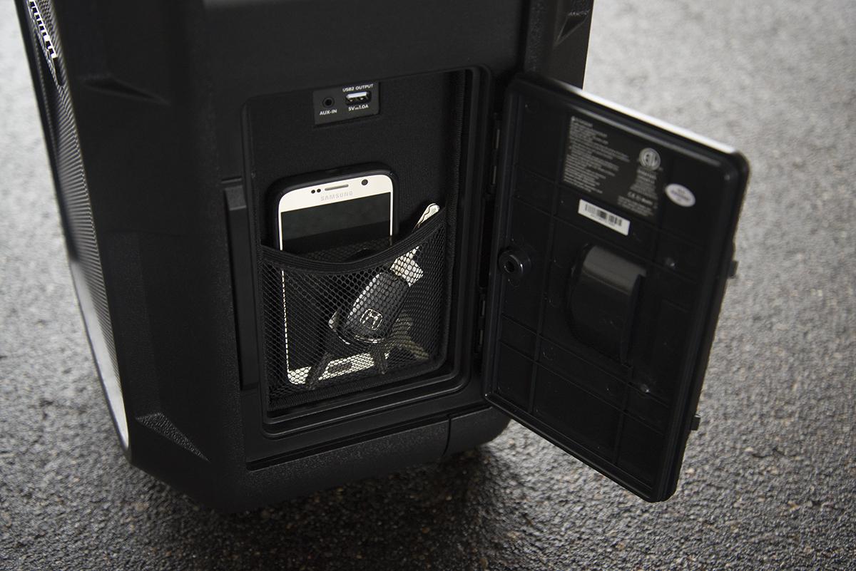 Ecoxgear portable bluetooth speaker 5