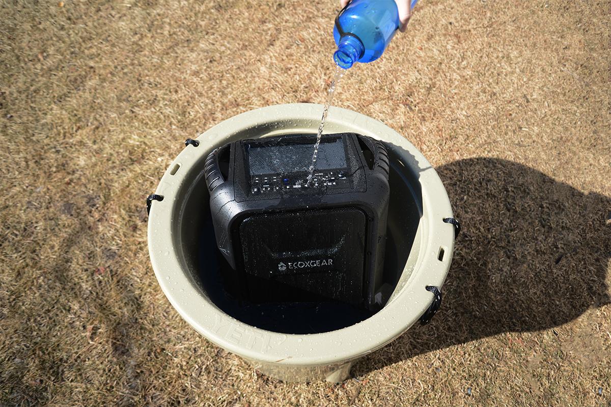 Ecoxgear portable bluetooth speaker 6