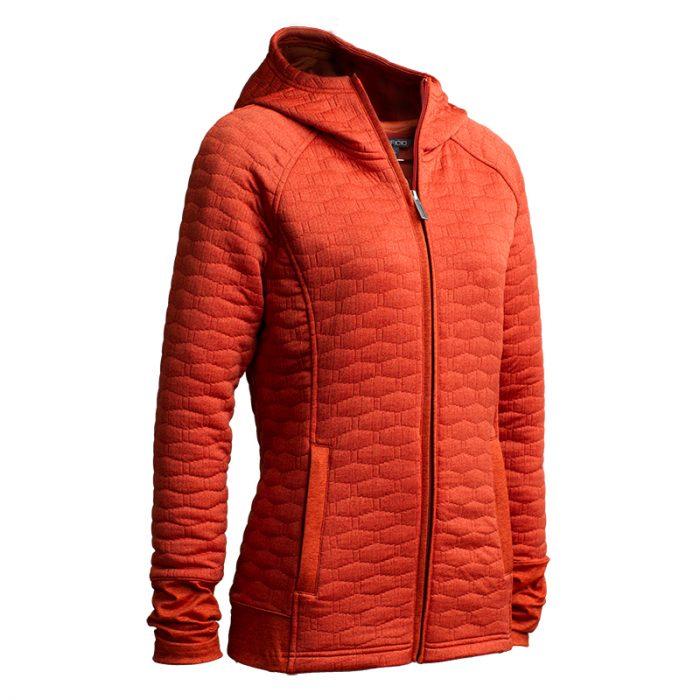 exofficio kelwona womens hoodie