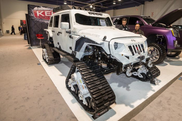 Wrangler Is King Custom Builds Of The Off Road Icon