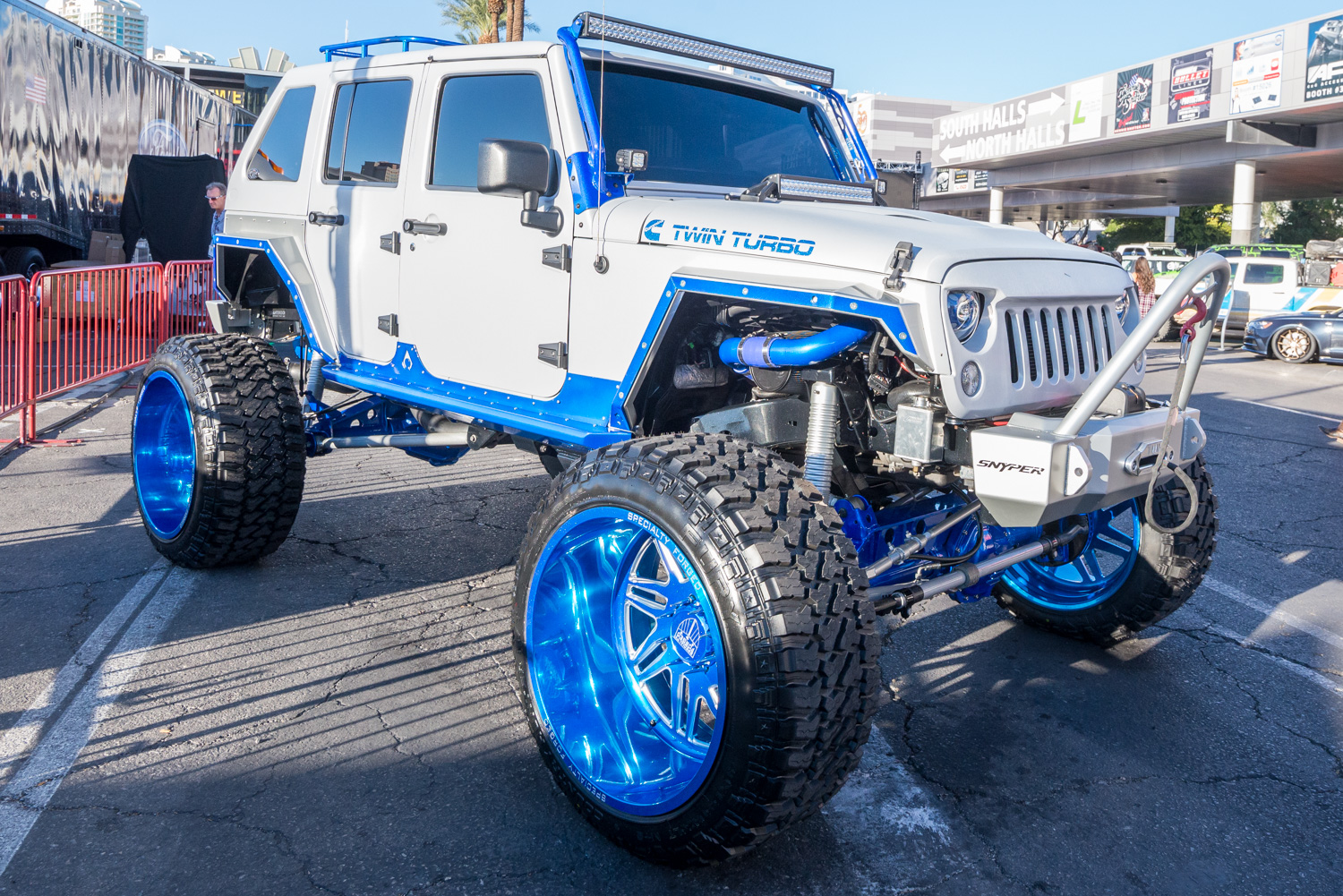 Wrangler Is King Custom Builds Of The OffRoad Icon - Jeep car show near me