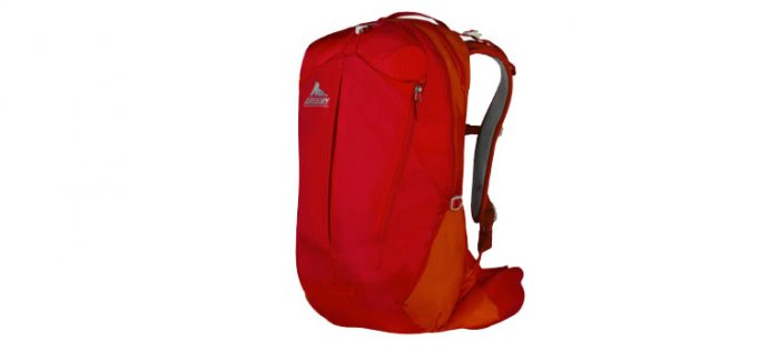 Gregory Miwok Backpack Red