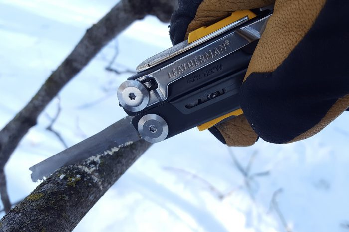 Leatherman Signal Saw