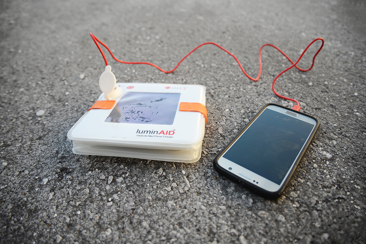 Luminaid PackLite Max Phone Charger 1