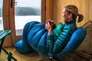 REI Magma Down Sleeping Bag review