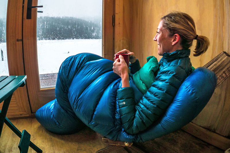 Rei Magma Sleeping Bag A Top Value In Down Gearjunkie