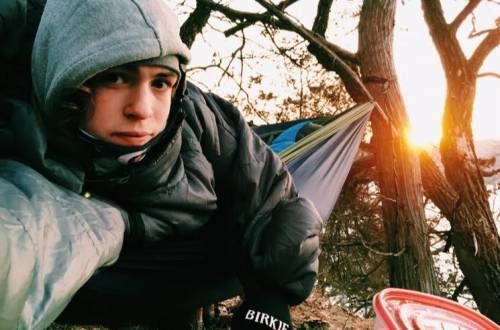 Minnesota teen spends 18 months in hammock 1