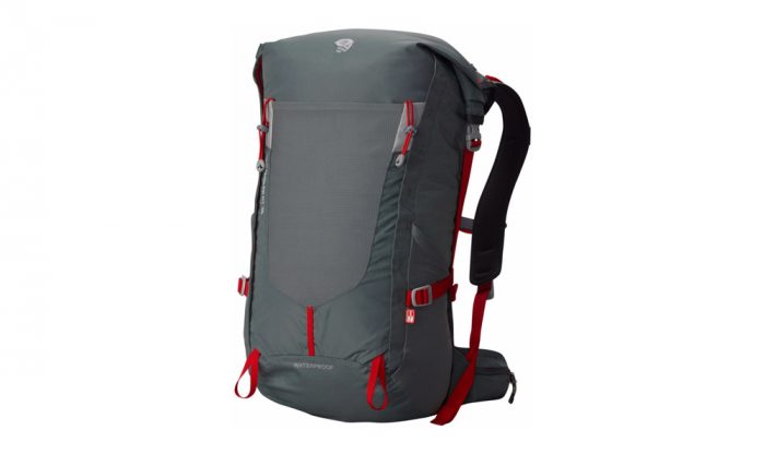Mountain Hardwear Scrambler Rolltop Backpack gearjunkie deals