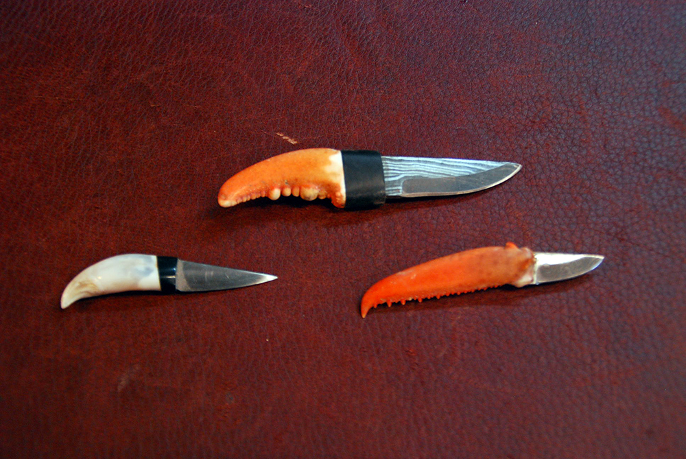 the macabre beauty of iceland s signature knives