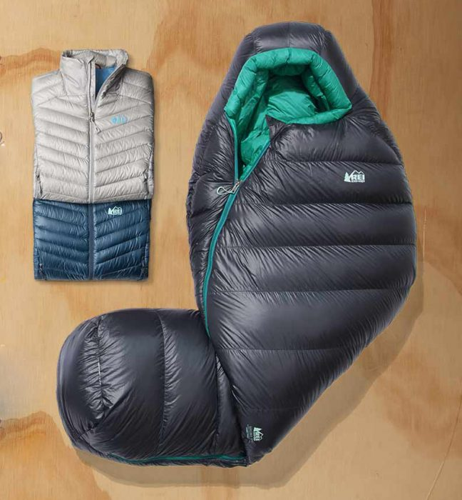 REI premium in house women specific gear