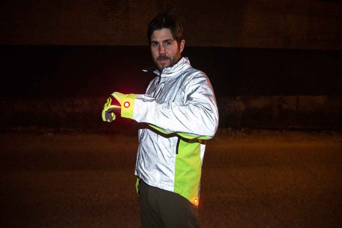 Showers Pass Hi Vis Torch Jacket
