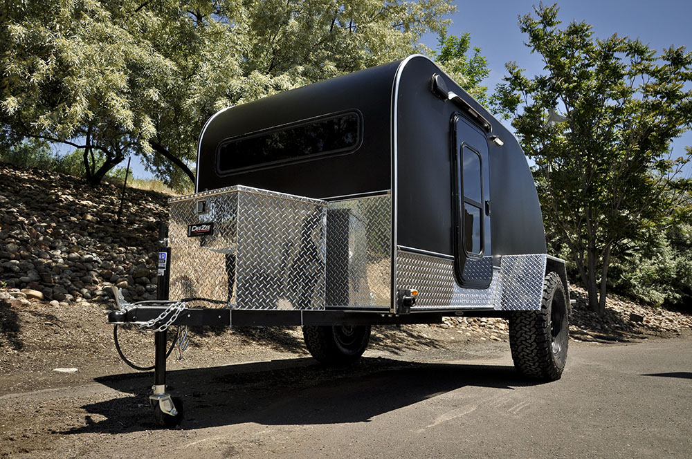 Tougher Teardrop: The Pull-Behind Camper Built To Last | GearJunkie