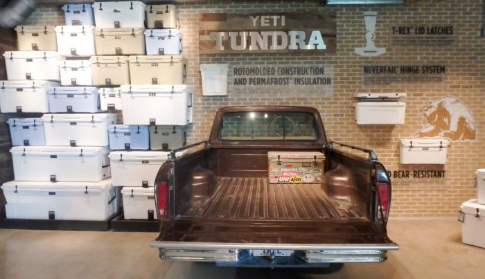 Retail Trend First Look Inside Yeti Coolers Flagship