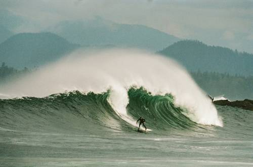 Yeti presents epic surfing in british columbia raph bruhwiler