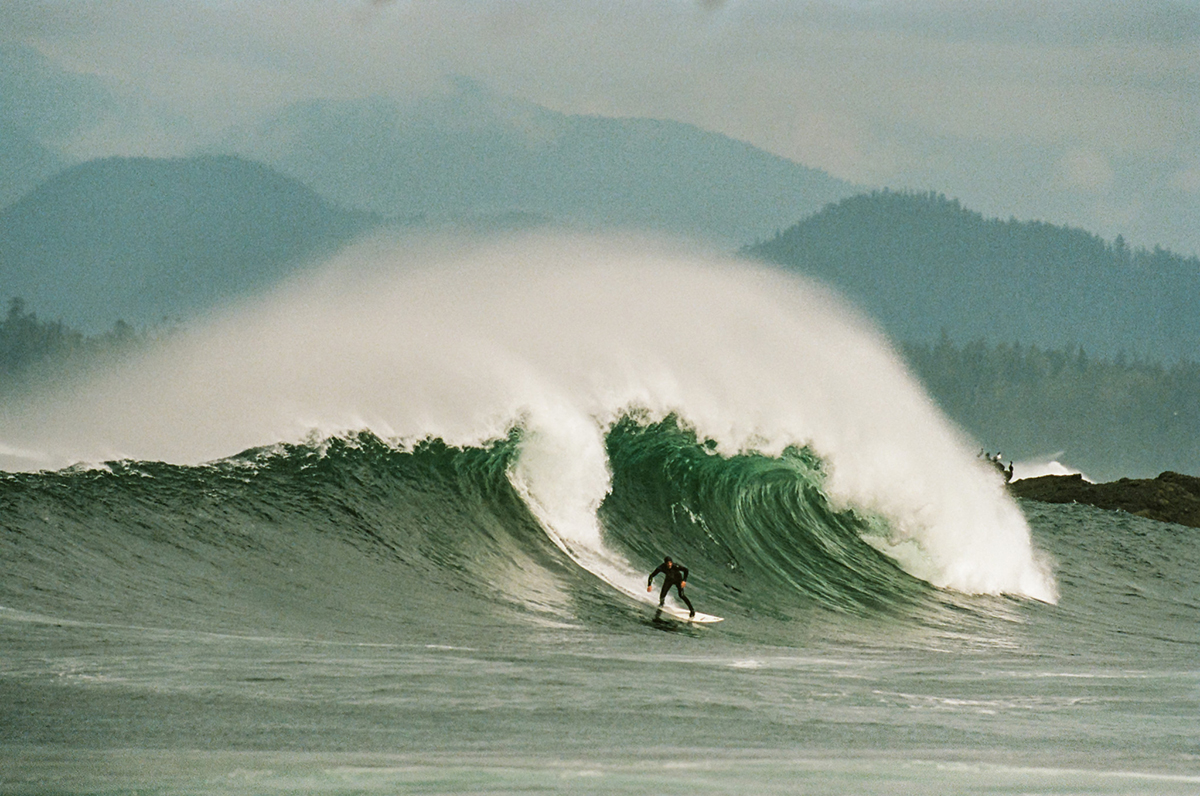Hunt, Fish, Surf: The Life Of Canada's First Pro Surfer