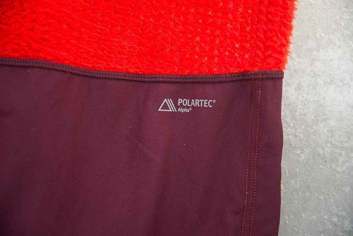 Polartec Alpha Direct, Rab Jacket