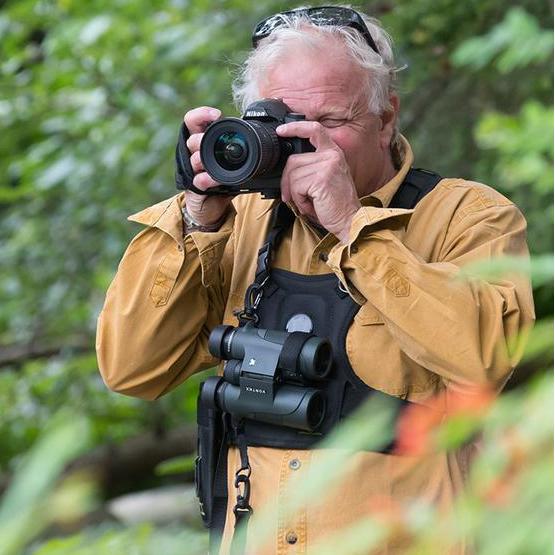 CCS Binocular and Camera Harness