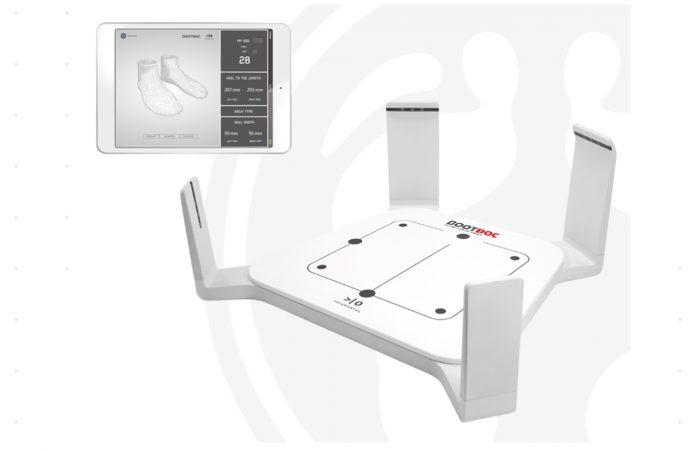 Bootdoc: BD 3D Scanner Vandra