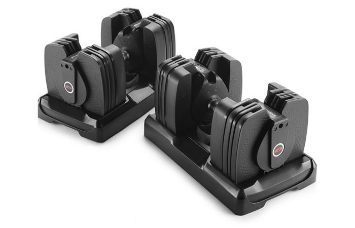 Bowflex: SelectTech 560 Dumbbells ISPO Product of the year