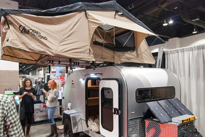 Tougher Teardrop The Pull Behind Camper Built To Last